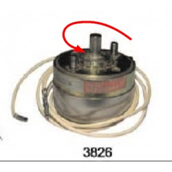 Solenoid-rotary type/ forgó...